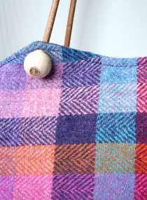 Limited Edition Harris Tweed