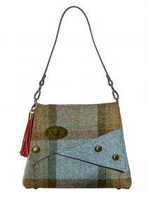 Jeanie Bags Tweedside Toonie Heath